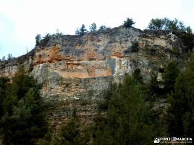 Cañones del Río Lobos y Valderrueda;mochilas de trekking fotos ruta del cares senderismo peñalara
